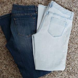 Mossimo Supply Co. Jeans - Bundle of 2 Mossimo Jeans